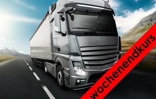 BerufskraftfahrerInnen Güterbeförderung VB-Kurs für AOLAP